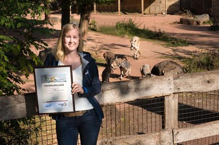 CITIPOST übernimmt Tierpatenschaft